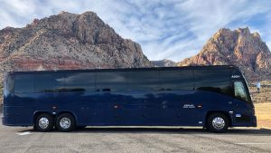 A Grand Canyon bus tour is the easiest way to travel to the canyon in one day from Las Vegas on our bus.