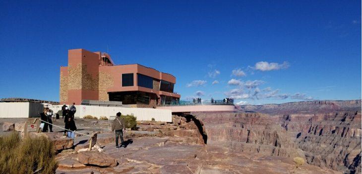 Grand Canyon Skywalk Luxury Bus Tour